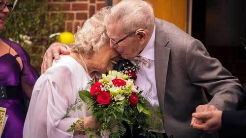 75 років весілля