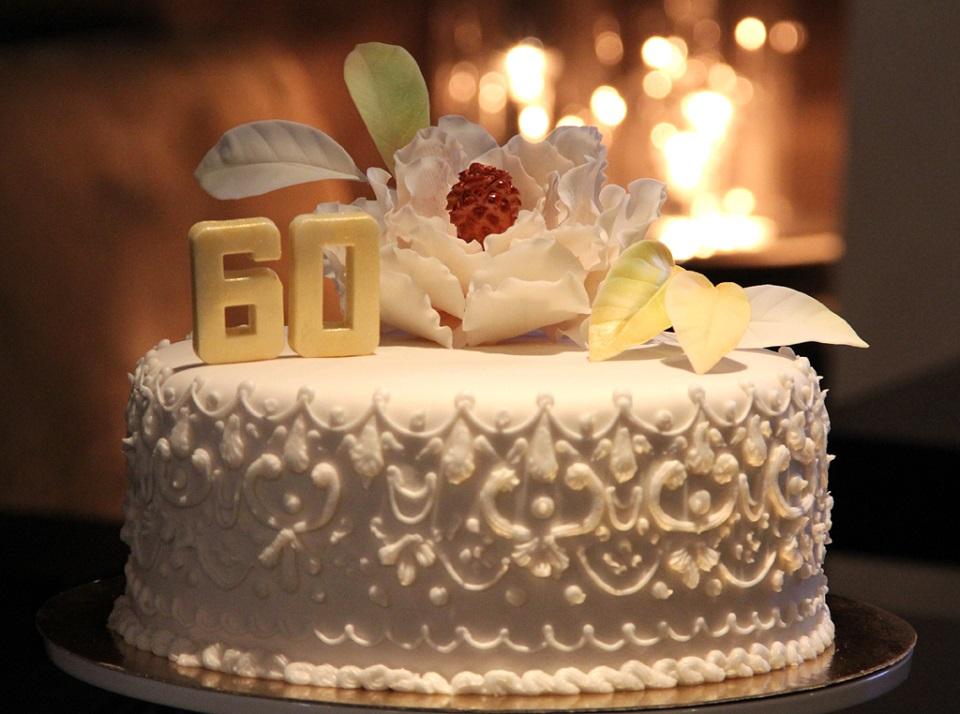 60 років весілля