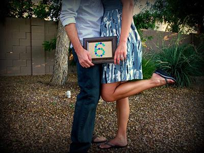 6 річниця подружнього життя