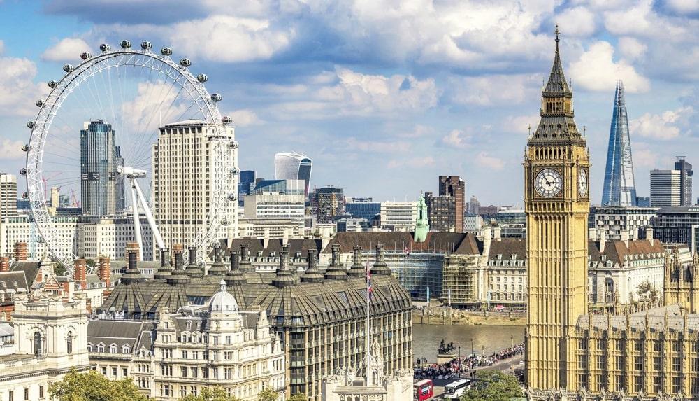 цікаві факти про лондон