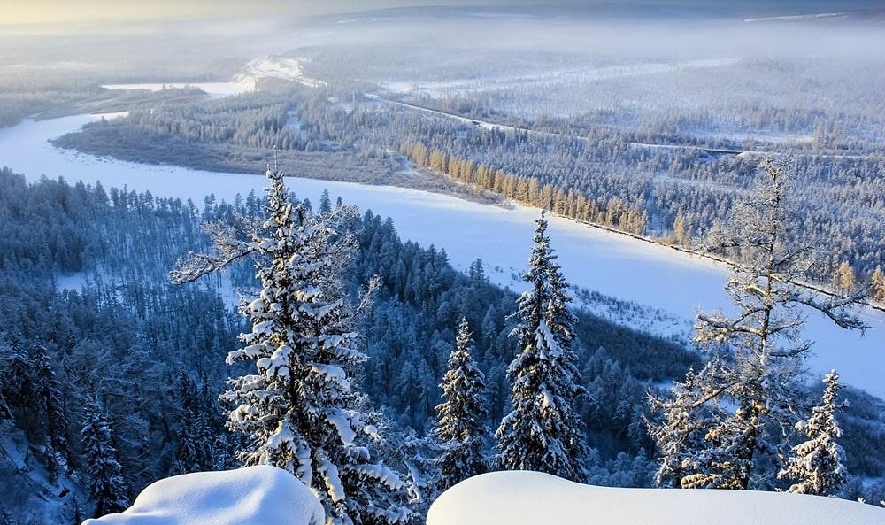 Цікаві факти про Західний Сибір