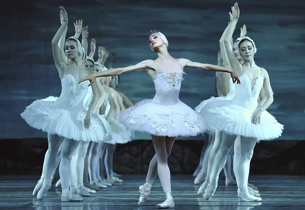 Цікаві факти про балет