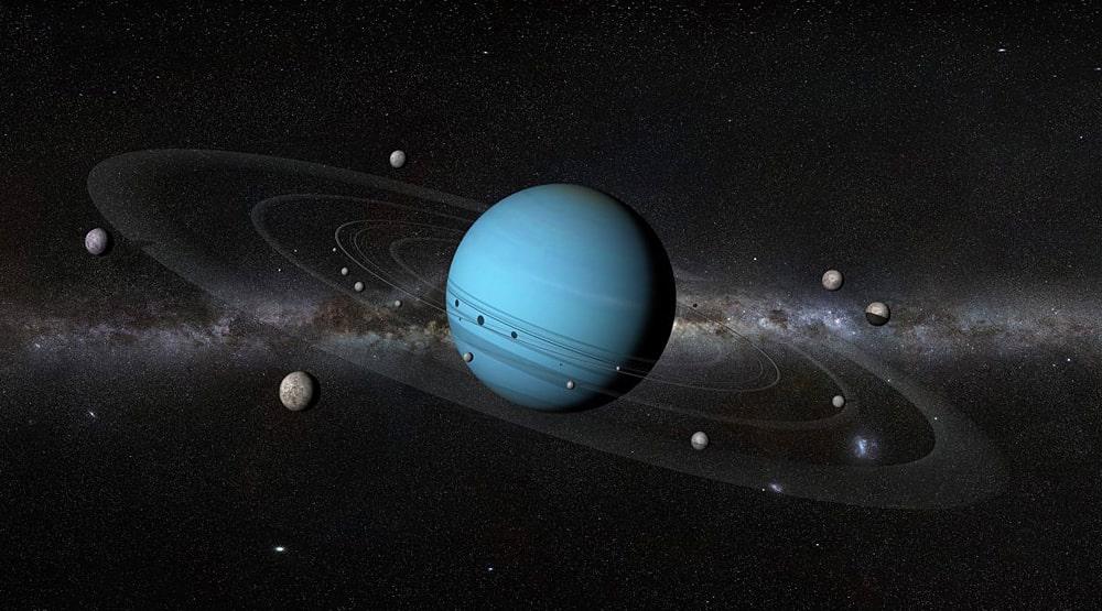 Цікаві факти про Уран