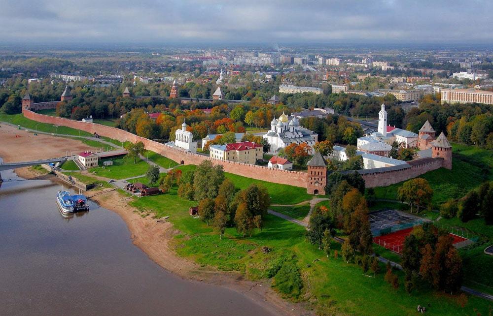 Цікаві факти про Великий Новгород