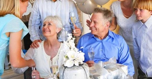 39 років весілля