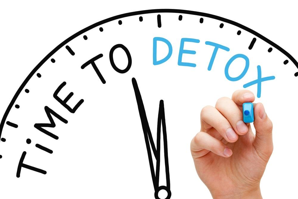 детокс дієта на 7 днів