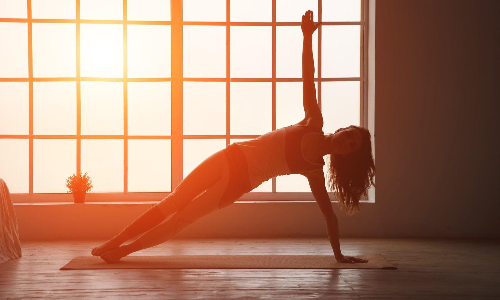 гаряча йога що це