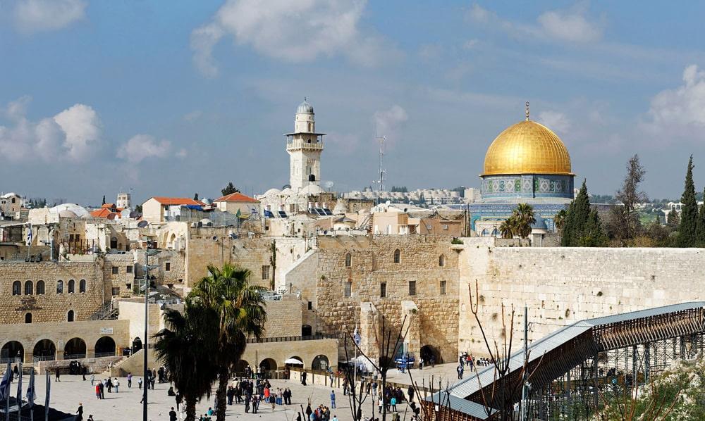цікаві факти про Єрусалим