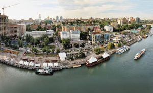 Цікаві факти про Ростов-на-Дону
