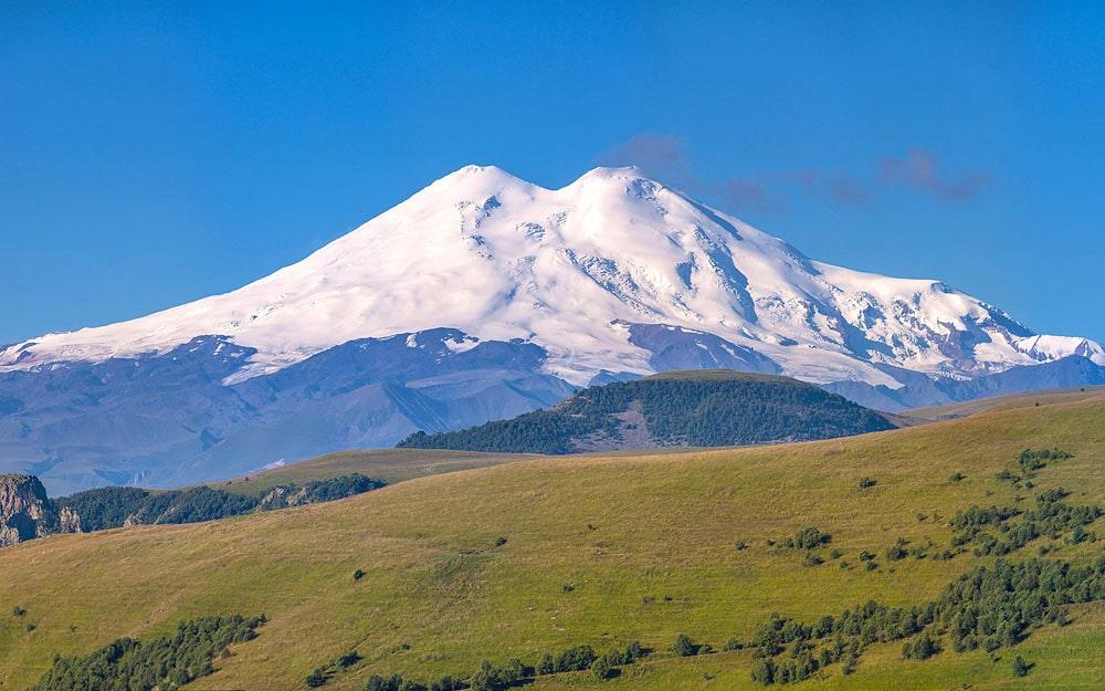 цікаві факти про гору Ельбрус