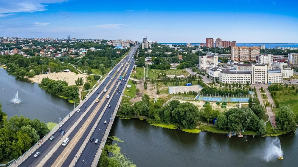 Цікаві факти про Ульяновськ