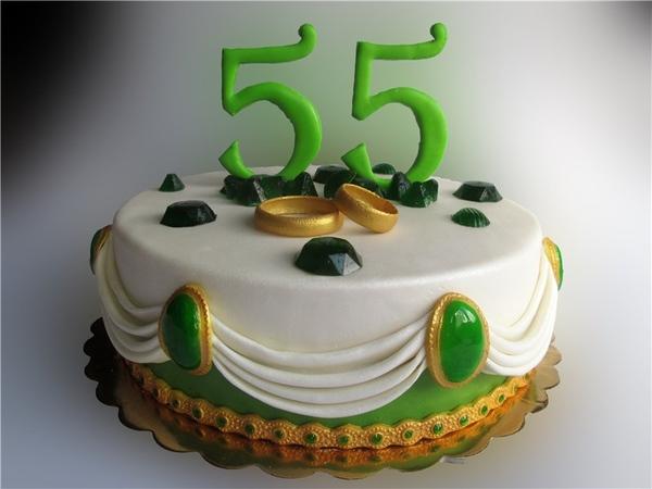 55 років весілля