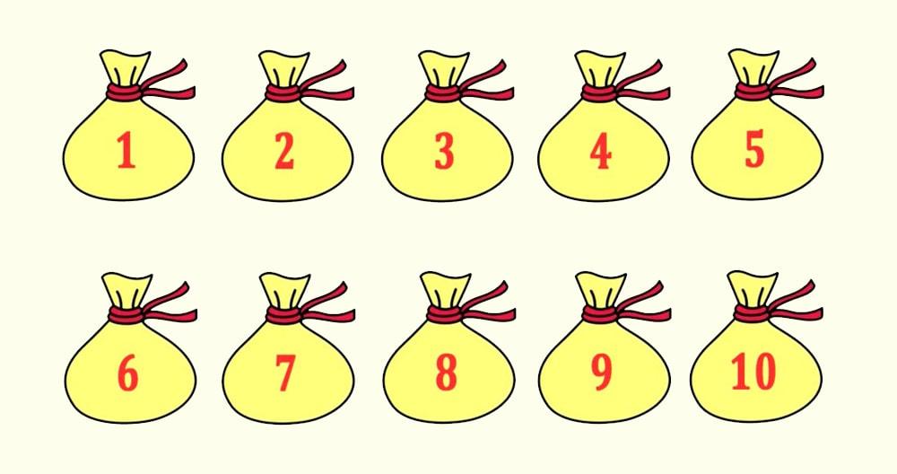 Логічна задача про монети
