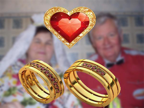 річниця 40 років весілля