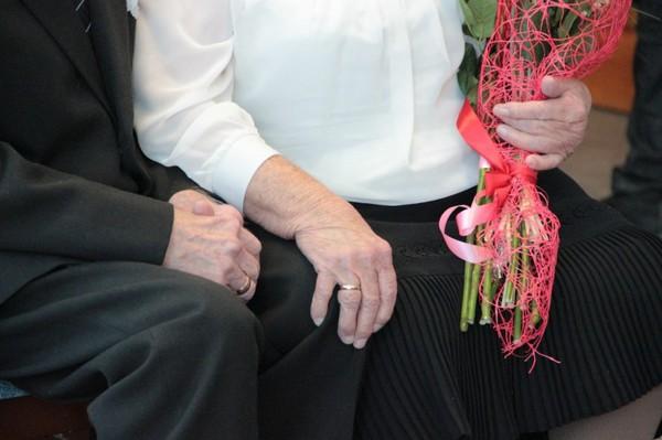 70 років весілля