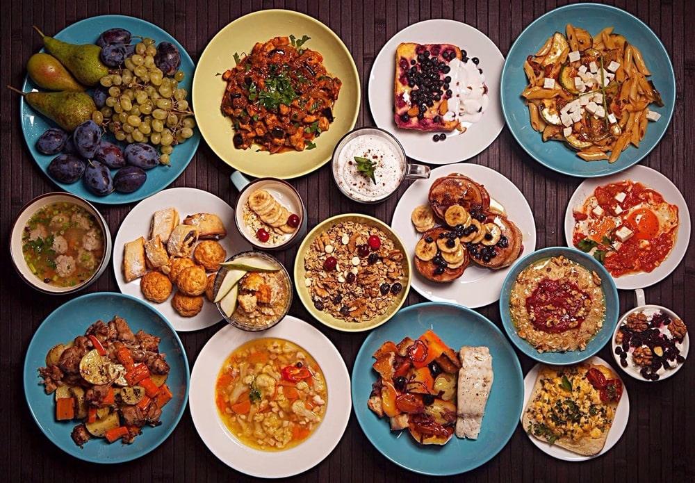 Цікаві факти про їжу в різних країнах