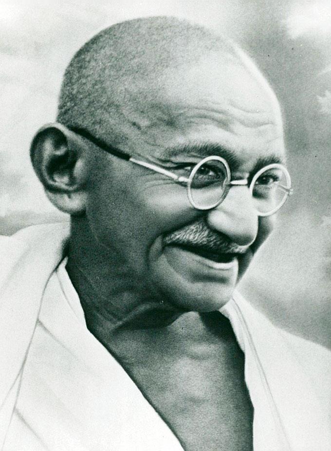 Цікаві факти про Махатму Ганді