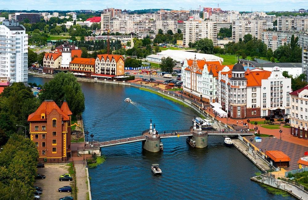 Цікаві факти про Калінінград