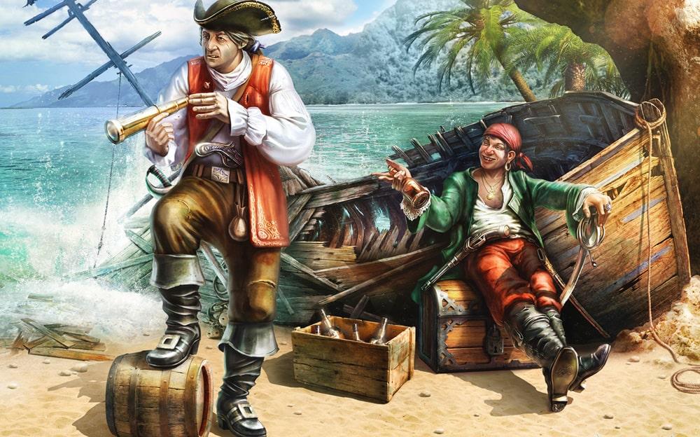 Цікаві факти про піратів