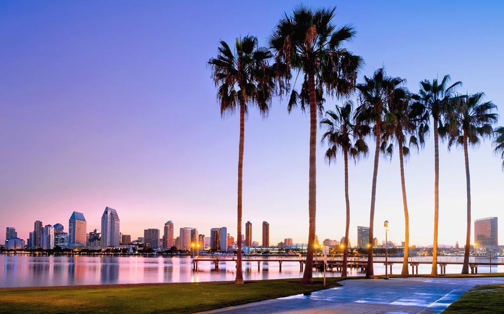 Цікаві факти про Каліфорнію
