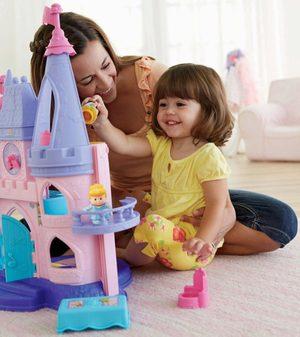 Що подарувати дівчинці на день народження 2 роки