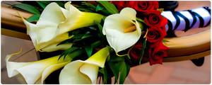 букети квітів для чоловіків