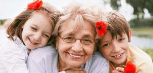 що подарувати бабусі на 70 років