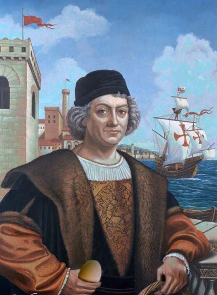 Цікаві факти про Христофора Колумба