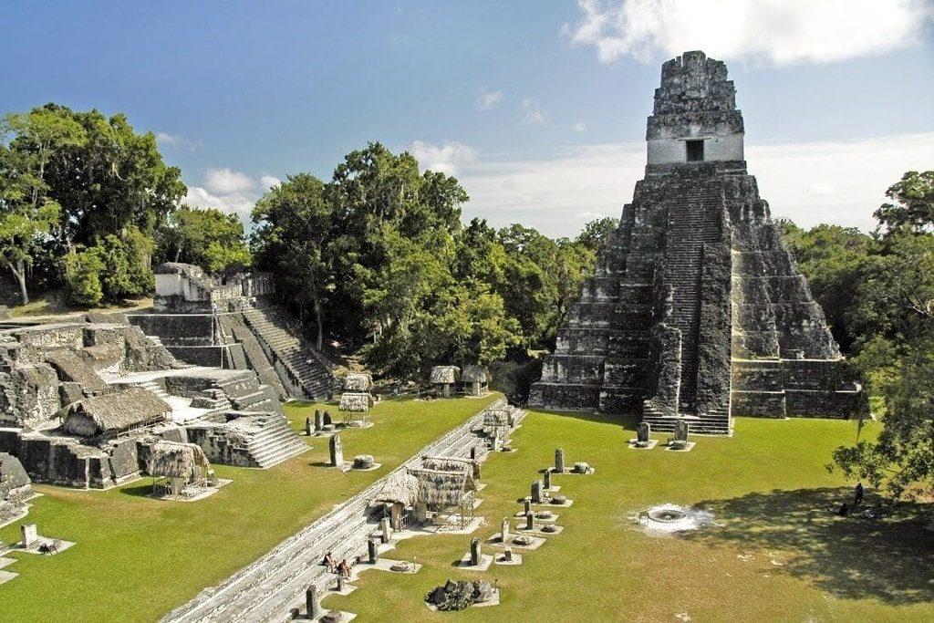 Цікаві факти про майя