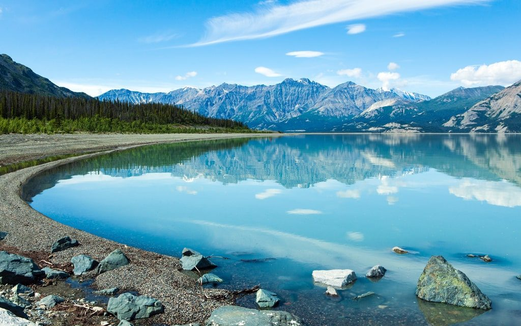 В якій країні найбільше озер
