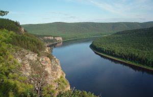 Цікаві факти про річку Лена