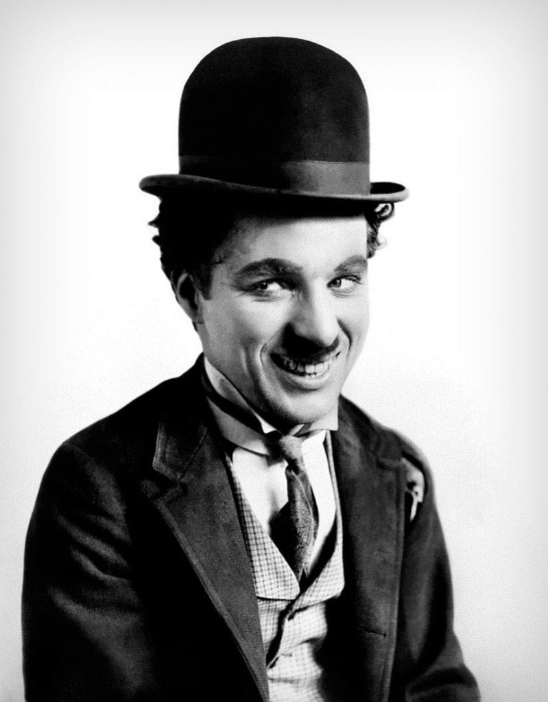 Цікаві факти про Чарлі Чапліна