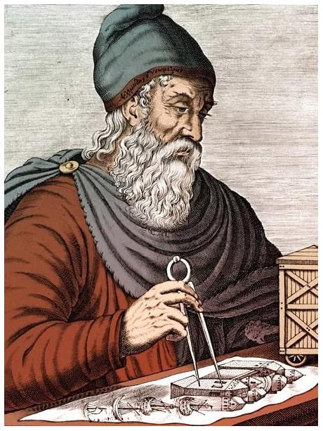 Цікаві факти про Архімеда