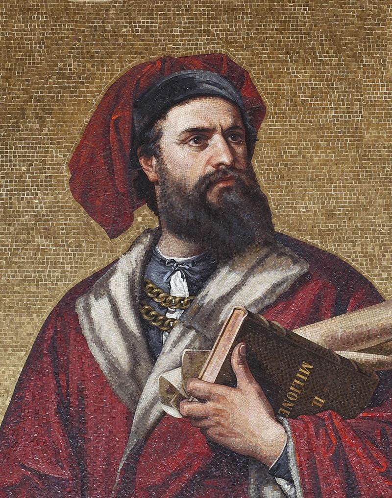 Цікаві факти про Марко Поло