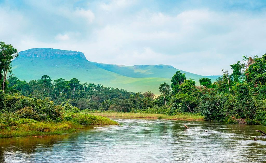 Цікаві факти про річку Конго