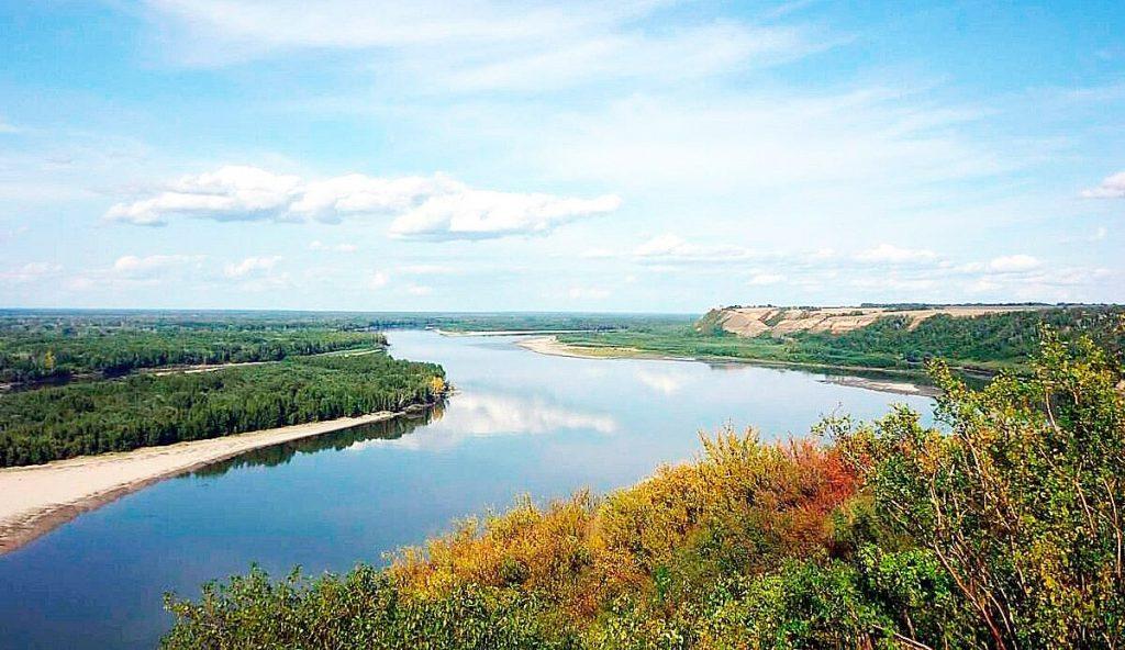 Цікаві факти про річку Об