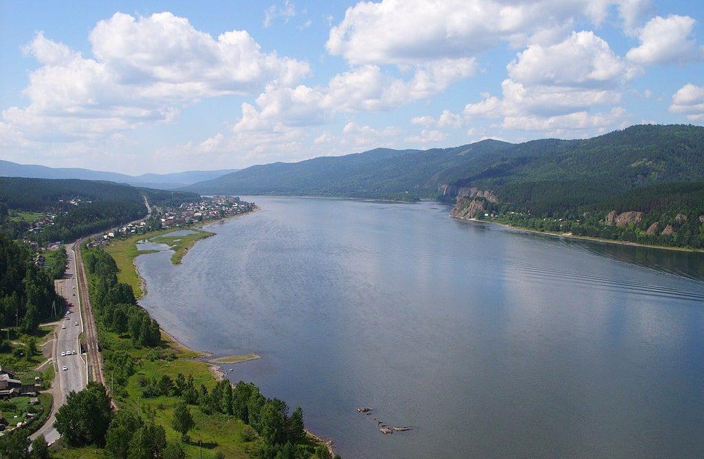 Цікаві факти про річку Єнісей
