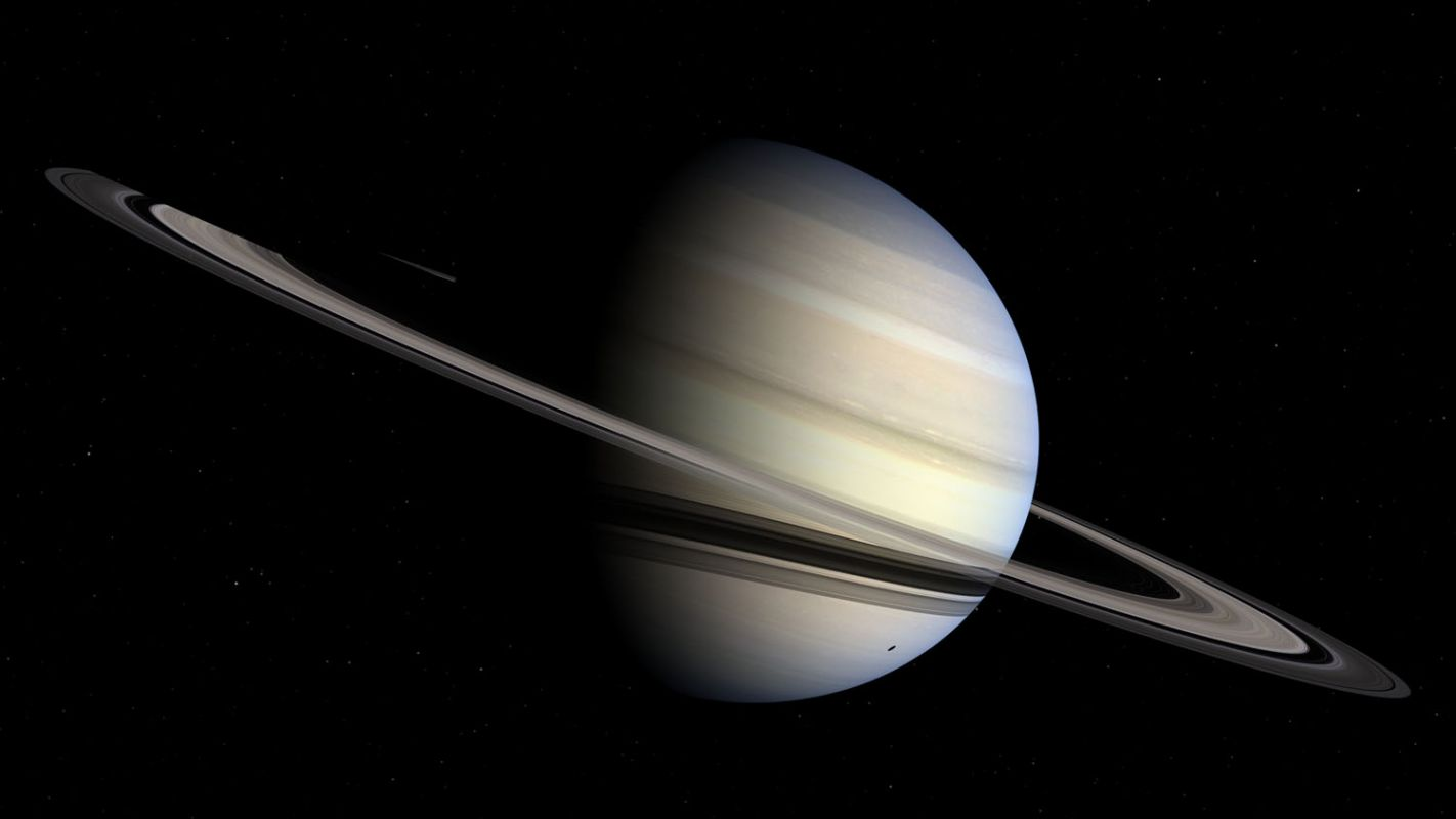 Планета Сатурн фото