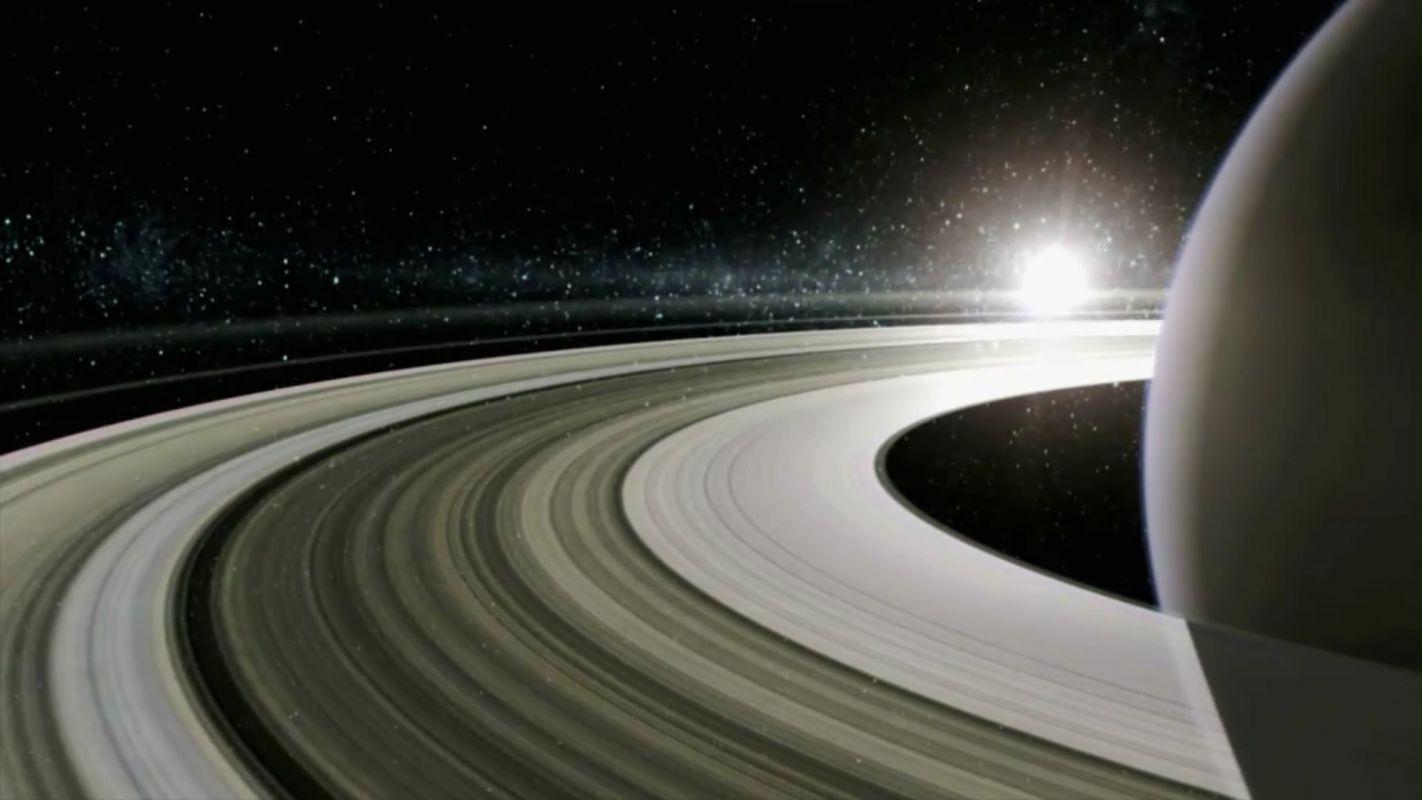 кільця сатурна фото