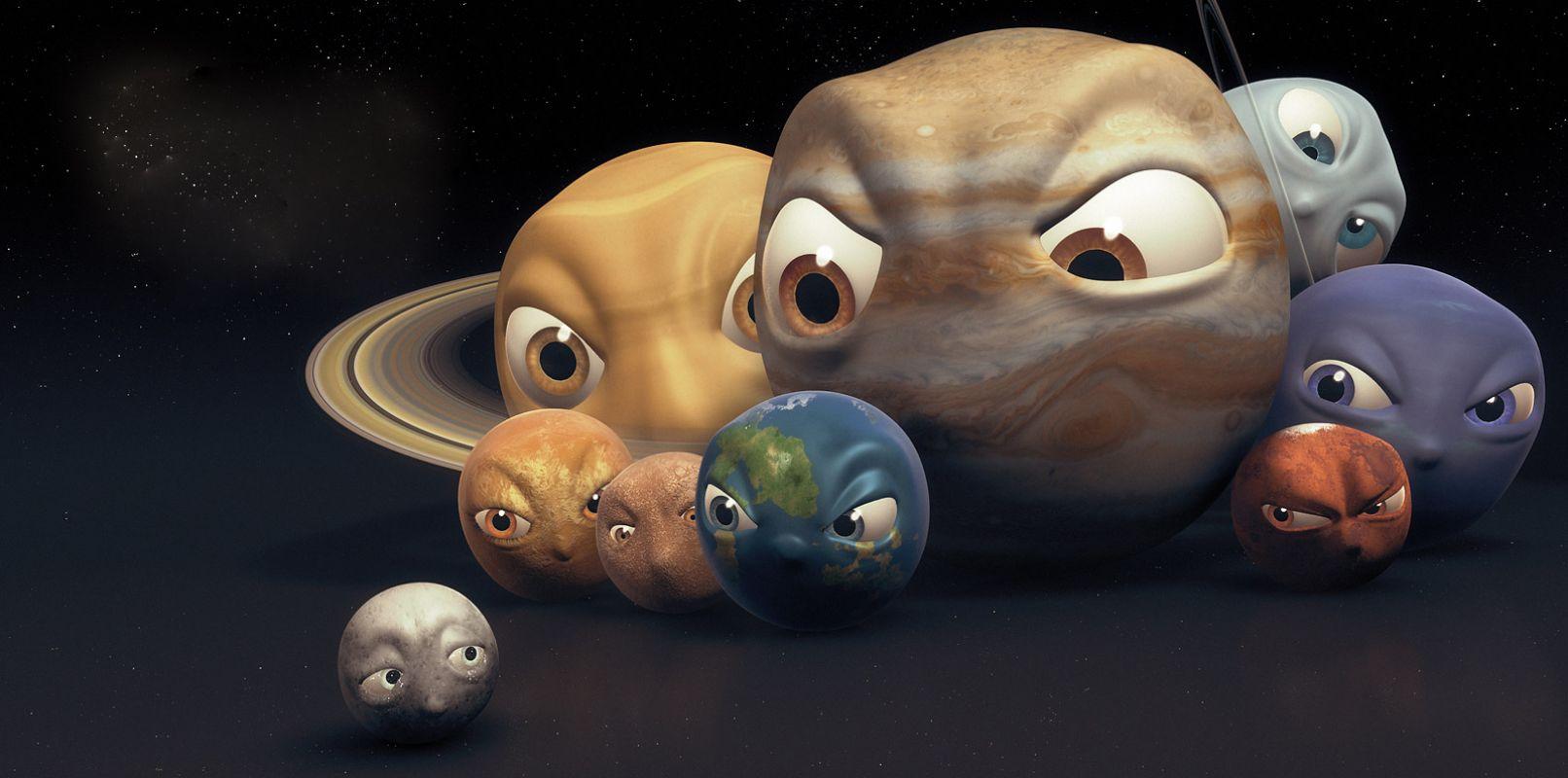 чому плутон вигнали з родини великих планет