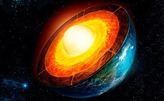 Цікаві факти про будову Землі