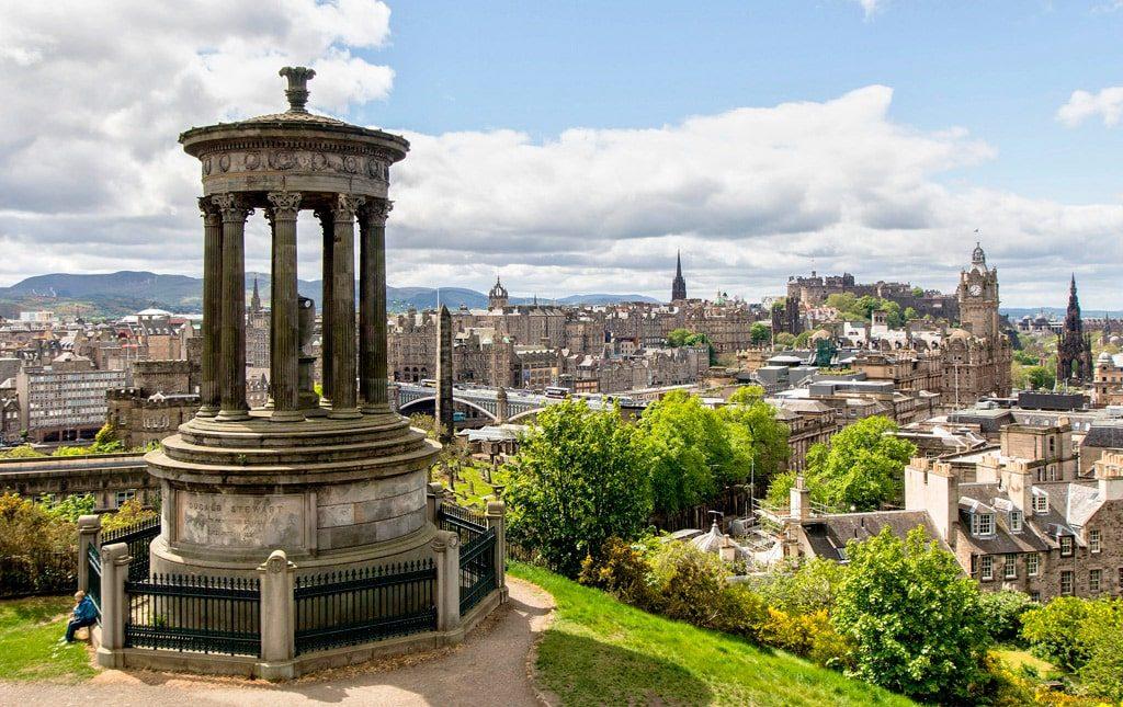 Цікаві факти про Единбург