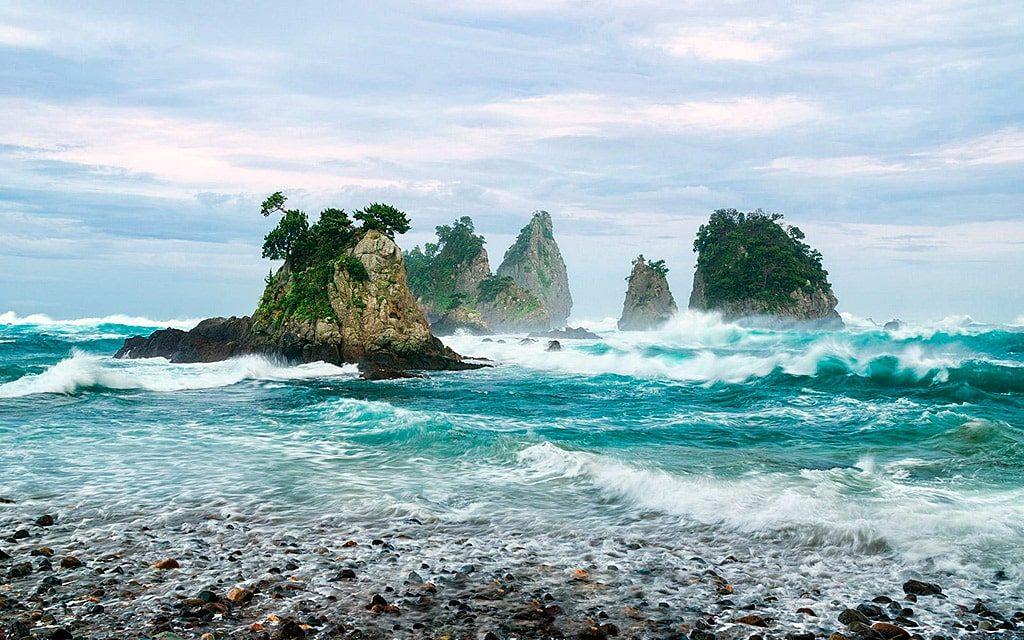 Цікаві факти про Японське море