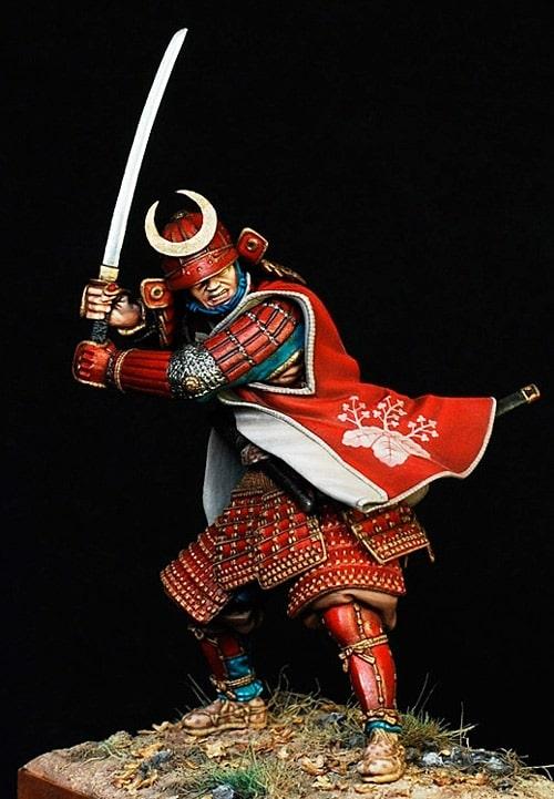 Цікаві факти про самураїв