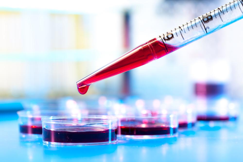 показники крові в нормі таблиця