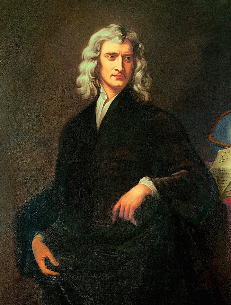Цікаві факти про Ньютона