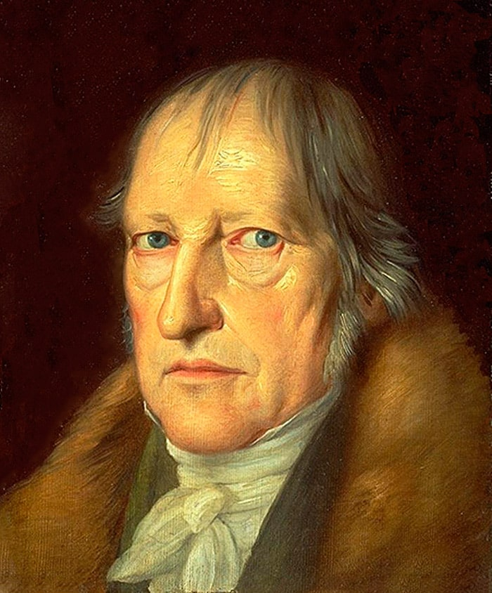 Цікаві факти про Гегеля