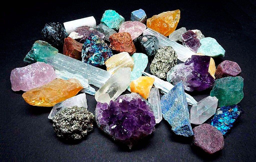 Цікаві факти про мінерали
