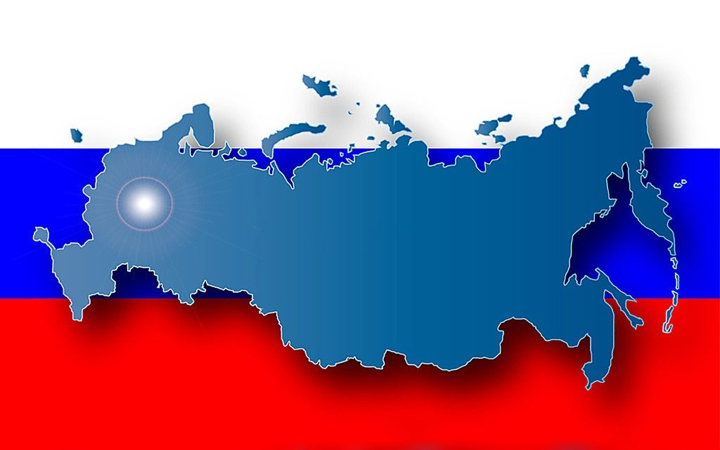 Цікаві факти про кордони Росії