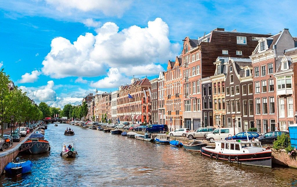 цікаві факти про Амстердам